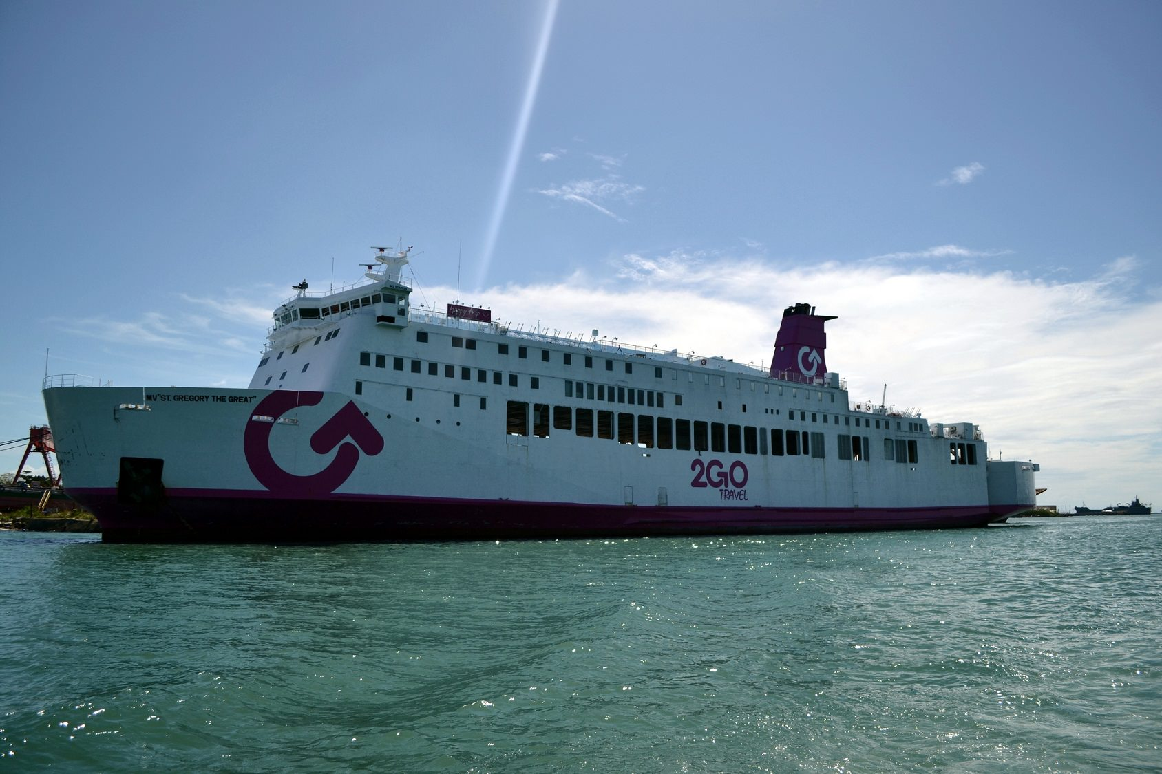 Ferry 2go travel, ferry tickets and ferry service between Manila, Puerto Princesa and Coron, Palawan, buy tickets 2go ferry to Palawan online